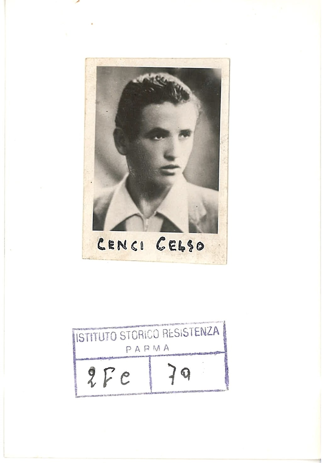 Cenci Celso